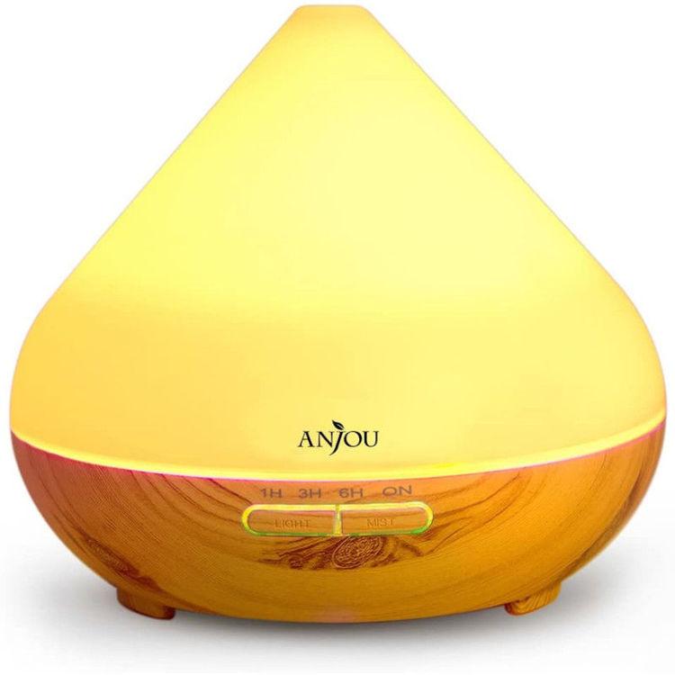 Alles ANJOU ovlaživač zraka, aroma difuzor, AJ-AD001 LB