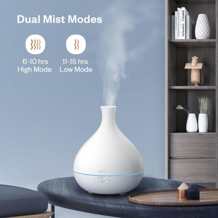 Alles ANJOU ovlaživač zraka, aroma difuzor, AJ-AD012 W