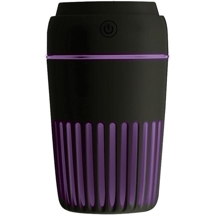 Alles PLATINET ovlaživač zraka, USB aroma difuzor, PMAHB CRNI
