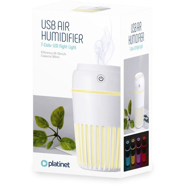 Alles PLATINET ovlaživač zraka, USB aroma difuzor, PMAHW
