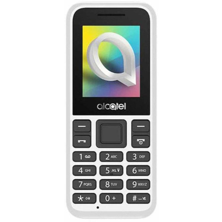 Alles ALCATEL mobilni telefon OT-1066D BIJELI
