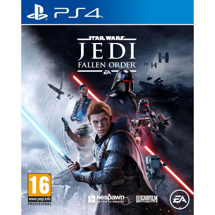 Alles STAR WARS: JEDI FALLEN ORDER PS4