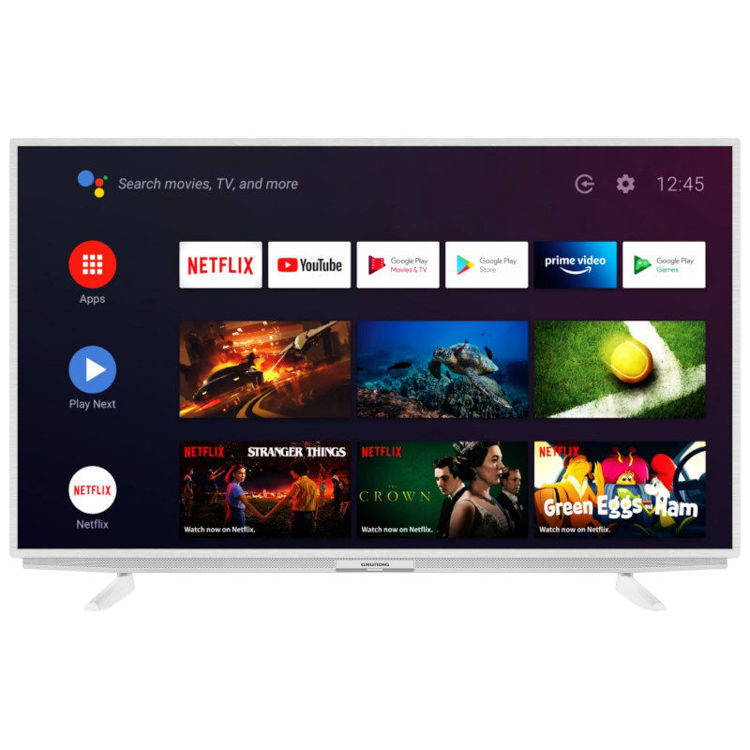 Alles GRUNDIG LED TV 43GFU7900W ANDROID