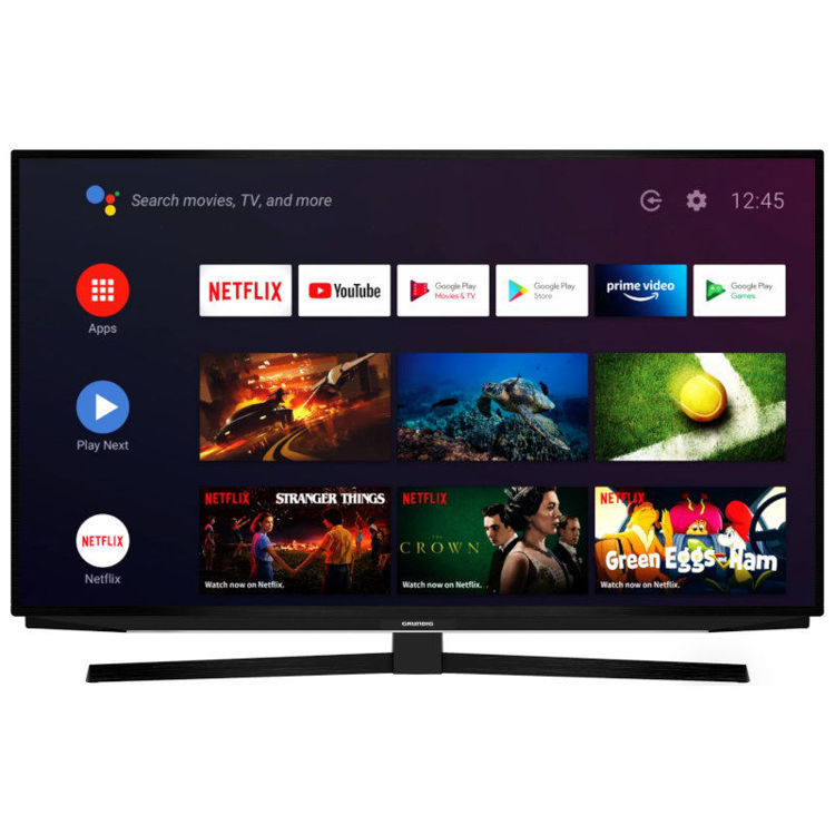 Alles GRUNDIG LED TV 49GFU8960B ANDROID