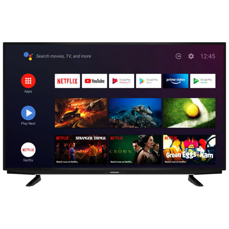 Alles GRUNDIG LED TV 55GFU7900A ANDROID
