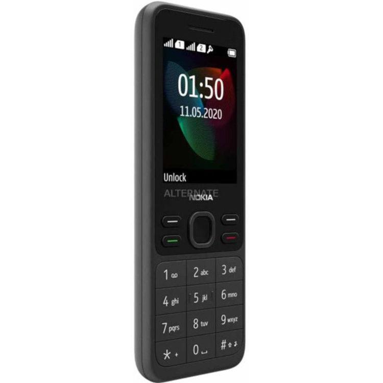 Alles NOKIA mobilni telefon 150 2020 DS CRNI