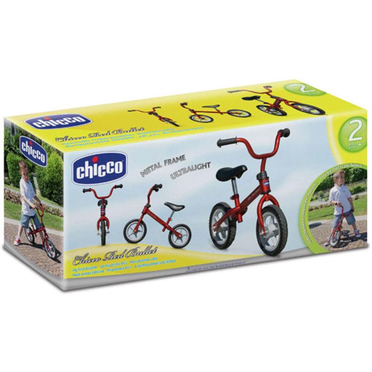 Alles CHICCO bicikl bez pedala RED BULLET 0171600