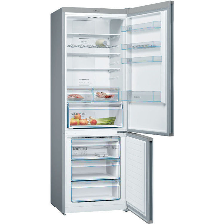 Alles BOSCH hladnjak kombinirani KGN49XIEA