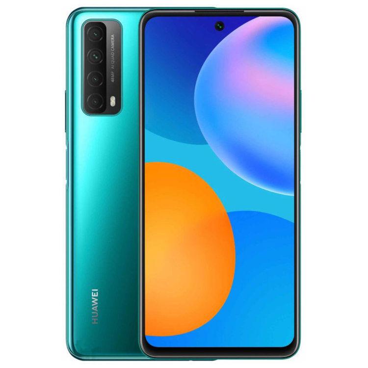 Alles HUAWEI mobilni telefon P SMART 2021 4/128GB ZELENI