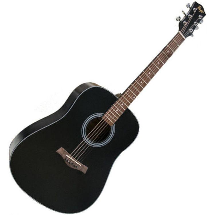Alles FLIGHT gitara akustična D175 CRNA