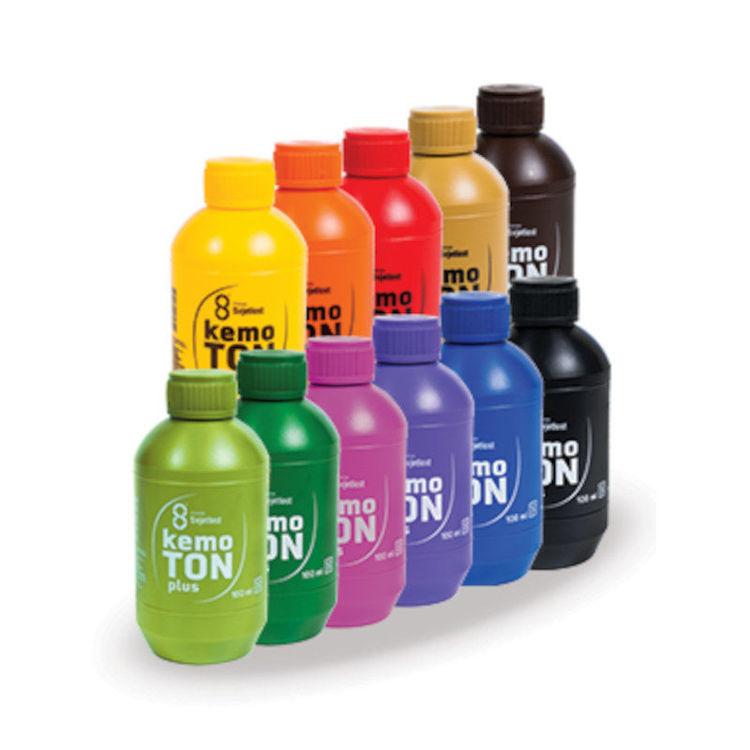 Alles KEMOTON pigment 0.10 l CRVENI