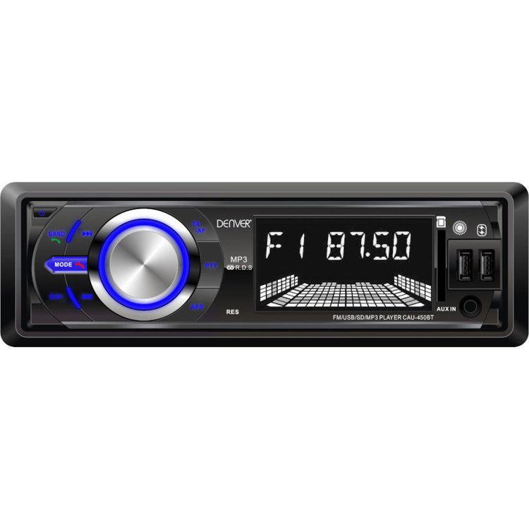 Alles DENVER auto radio CAU-450BT