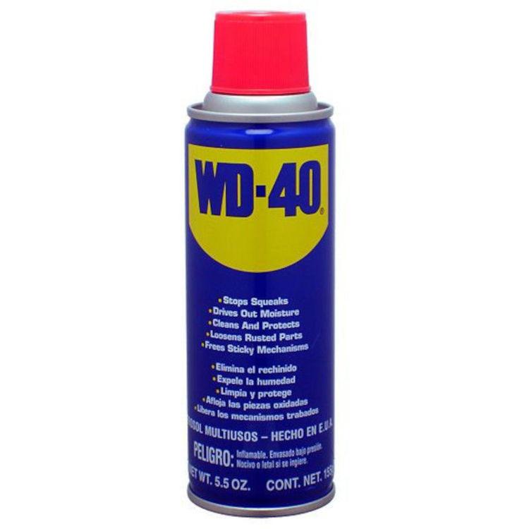 Alles Sprej WD-40 200 ml