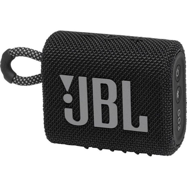 Alles JBL zvučnik prijenosni GO3 CRNI