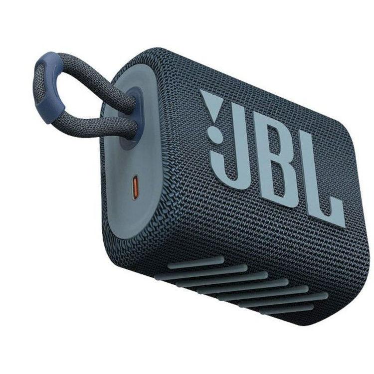 Alles JBL zvučnik prijenosni GO3 PLAVI