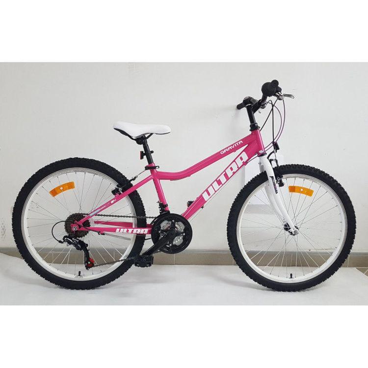 "Alles ULTRA bicikl GRAVITA 24"" ROZI"