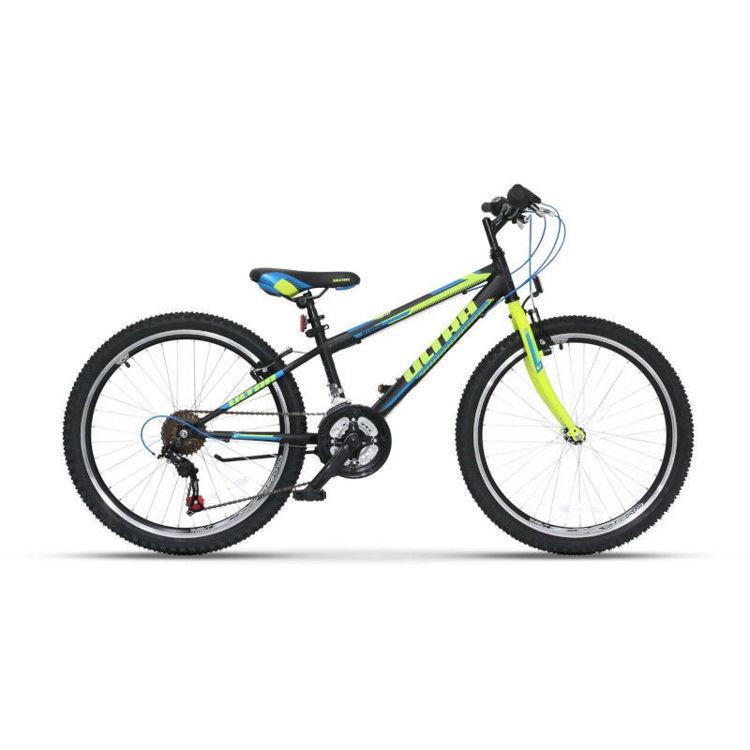 """Alles ULTRA bicikl STORM 24"""" CRNI"""