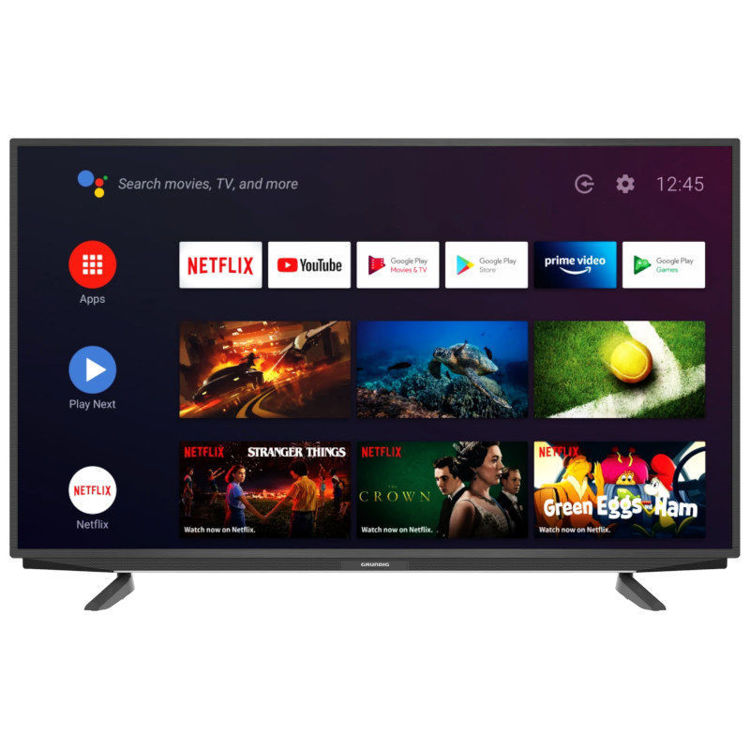 Alles GRUNDIG LED TV 43GFU7900A  ANDROID