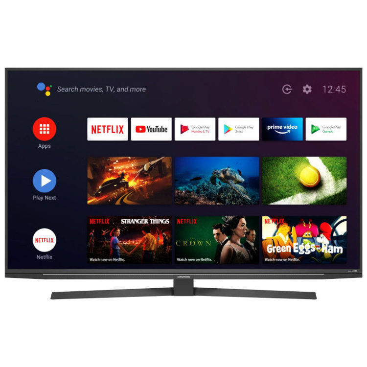 Alles GRUNDIG LED TV 55GFU8960A ANDROID