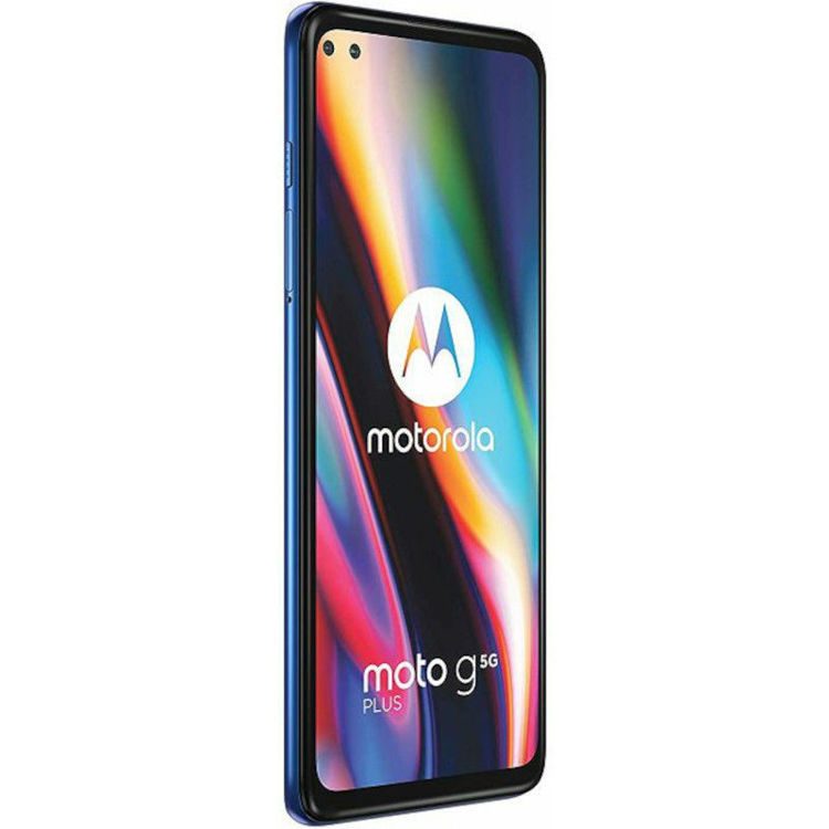 Alles MOTOROLA mobilni telefon G 5G Plus 6/128GB SURFING BLUE