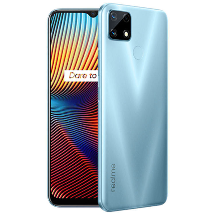 Alles REALME mobilni telefon 7I 6/64GB VICTORY BLUE