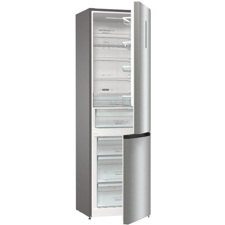 Alles GORENJE hladnjak kombinirani NRK6202AXL4