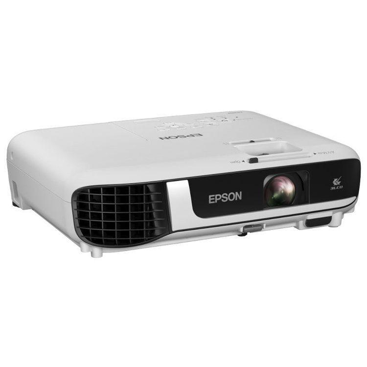Alles EPSON LCD projektor EB-W51
