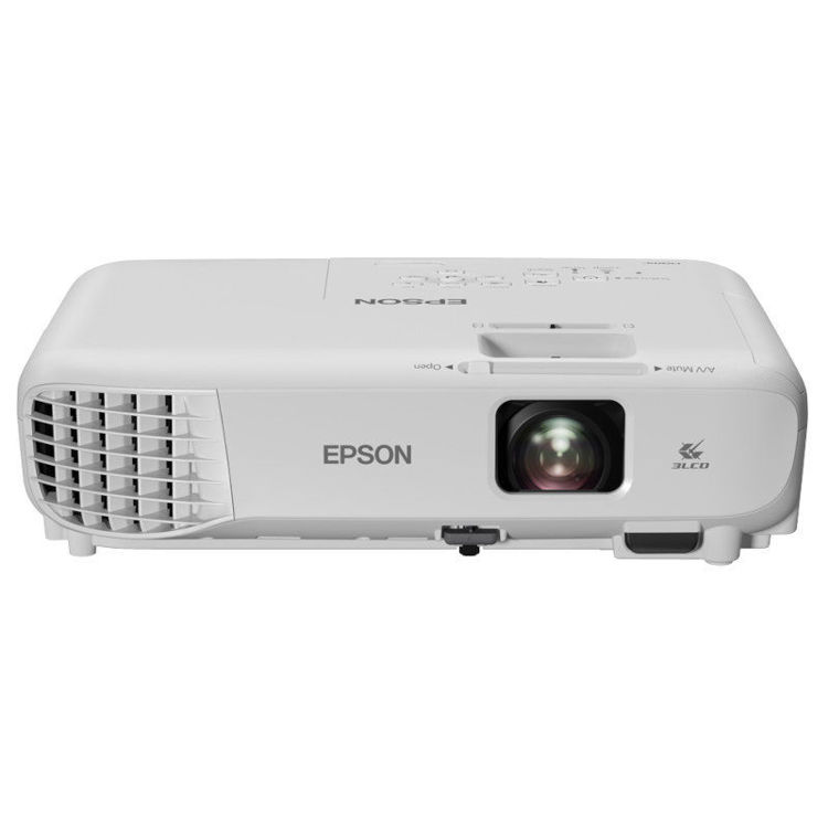 Alles EPSON LCD projektor EB-W06