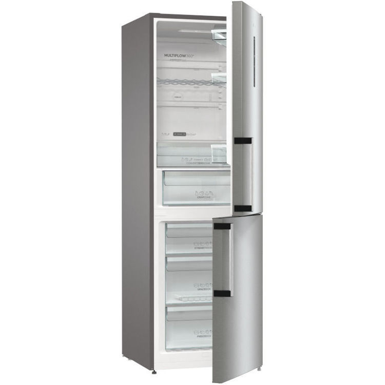 Alles GORENJE hladnjak kombinirani NRC6193SXL5
