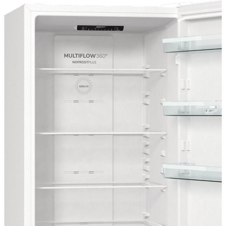 Alles GORENJE hladnjak kombinirani NRK6202EW4