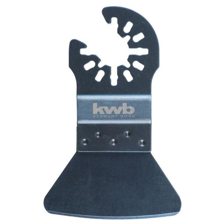 KWB tvrdi alat za struganje - odstranjivanje ljepila/maltera/tepiha 52 mm
