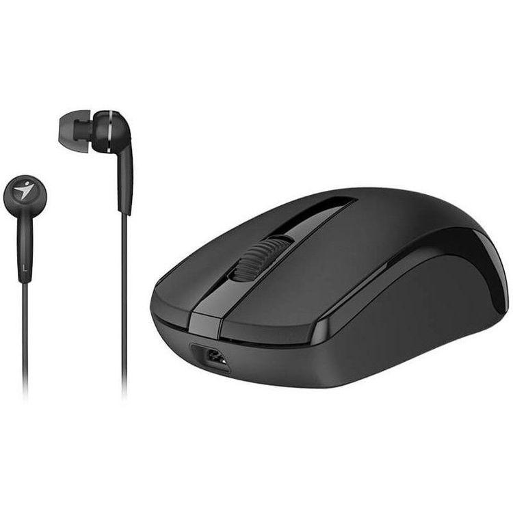 Alles GENIUS set MH-8100 slušalice + USB miš