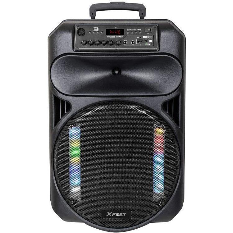 Alles TREVI zvučnik karaoke XF 1550 KB
