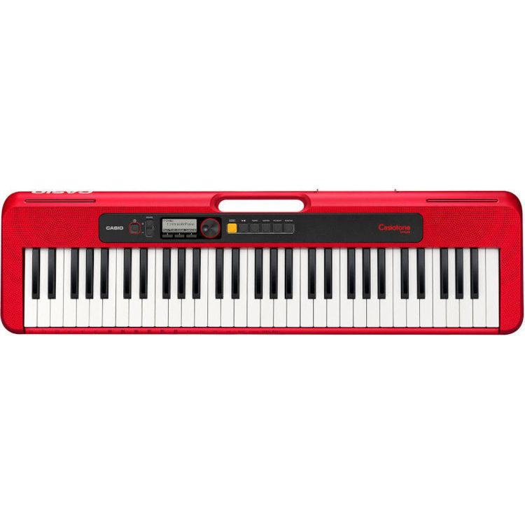 Alles CASIO klavijatura električna CT-S200RD s adapterom