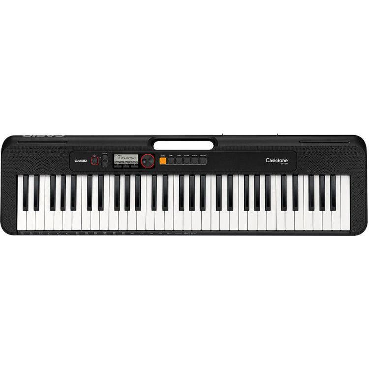 Alles CASIO klavijatura električna CT-S200BK s adapterom