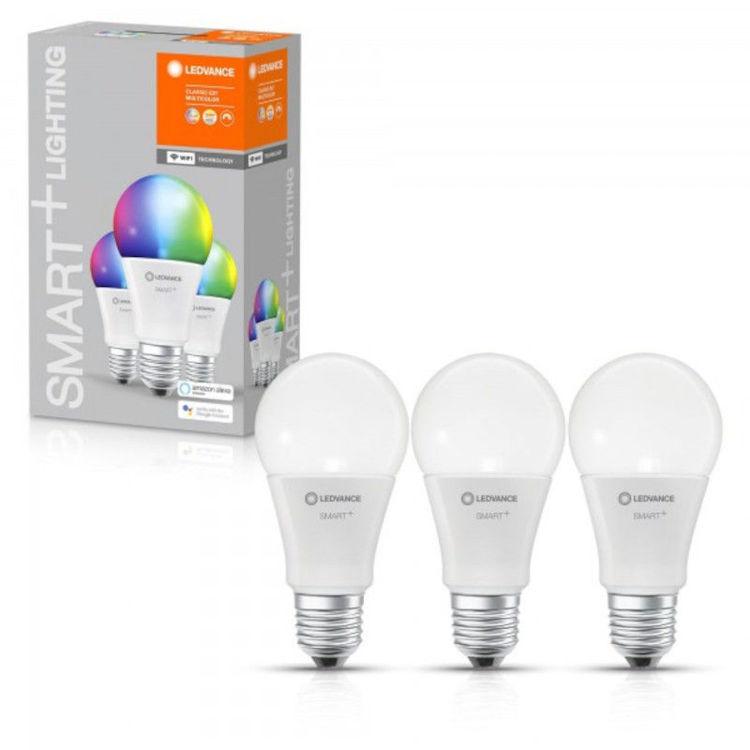 Alles LEDVANCE LED žarulja SMART+WiFi Classic 75 9,5W/2700 3/1