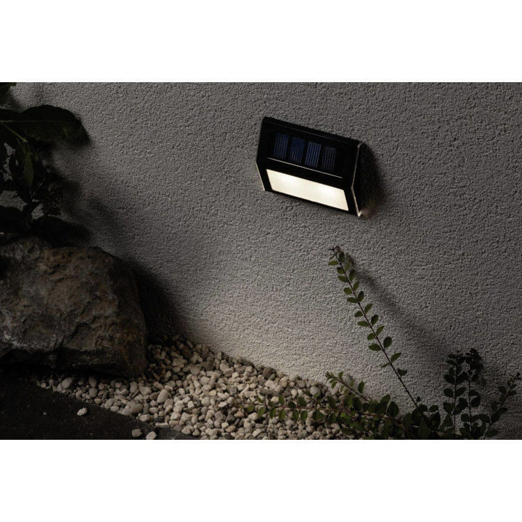 Alles PAULMANN solarna zidna svjetiljka DAYTON 94234