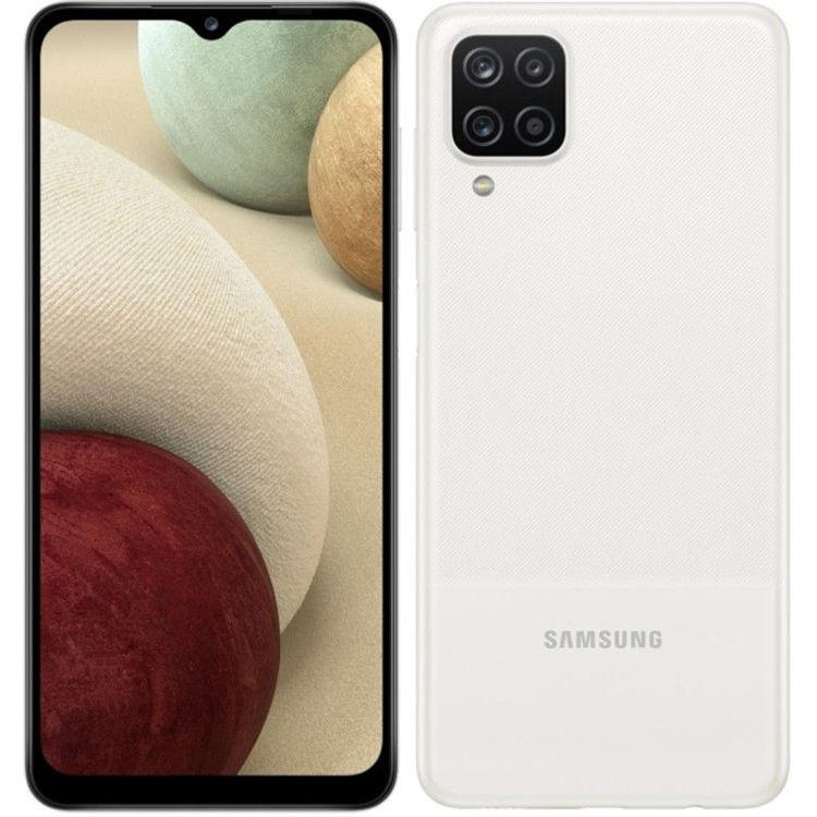 Alles SAMSUNG mobilni telefon GALAXY A12 4/128GB BIJELI