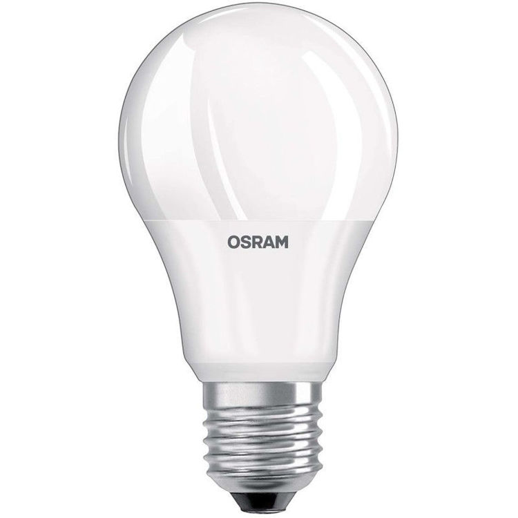 Alles OSRAM LED žarulja VALUE CLAS A 75 10 W/827 E27