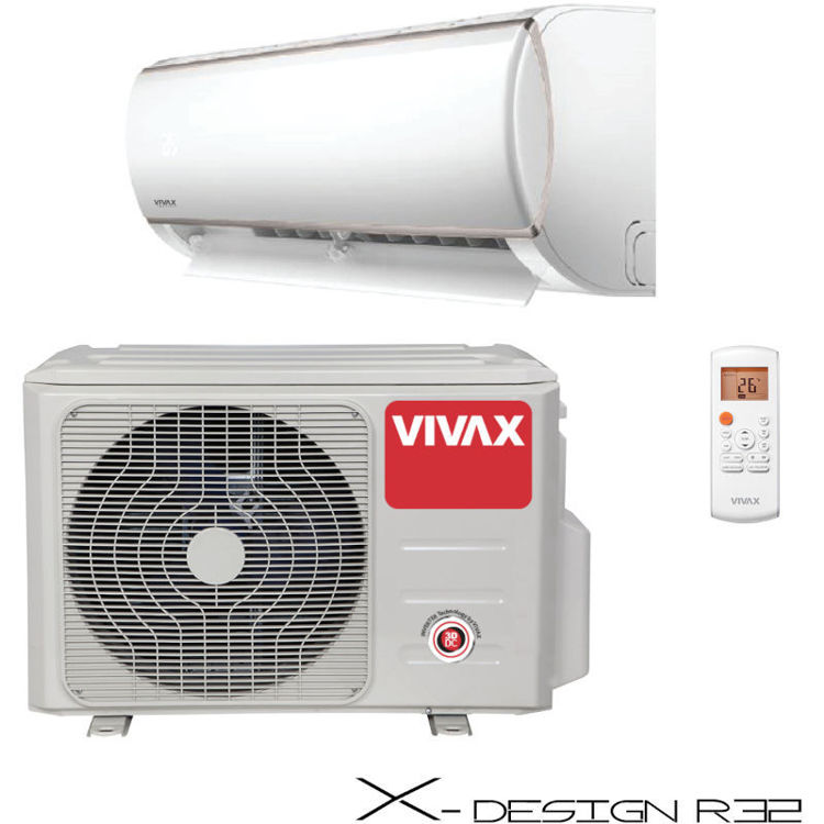 Alles VIVAX klima ACP-12CH35AEXI INVERTER