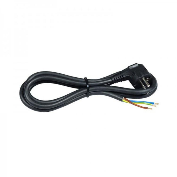 Alles COMMEL priključni kabel 16A 0611 CRNI