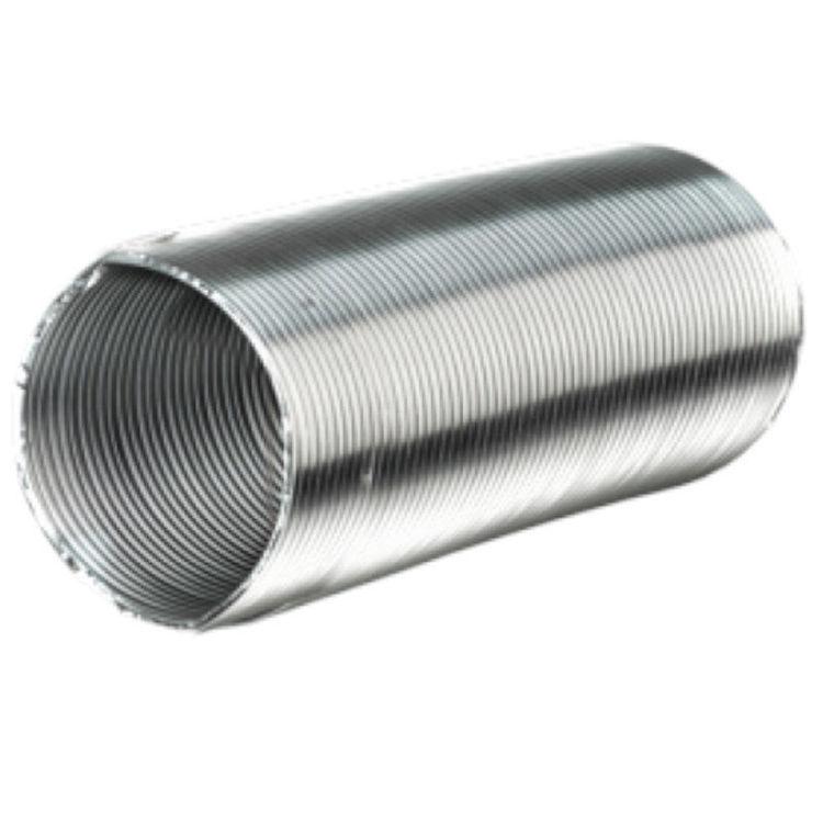 Alles Cijev aluminijska o125 mm x 1 m - fleksibilna