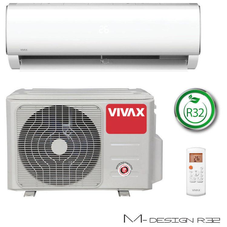 Alles VIVAX klima ACP-09CH25AEMI 2,93 kW INVERTER