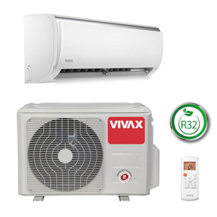 Alles VIVAX klima ACP-18CH50AEQI R32 5,57 kW INVERTER