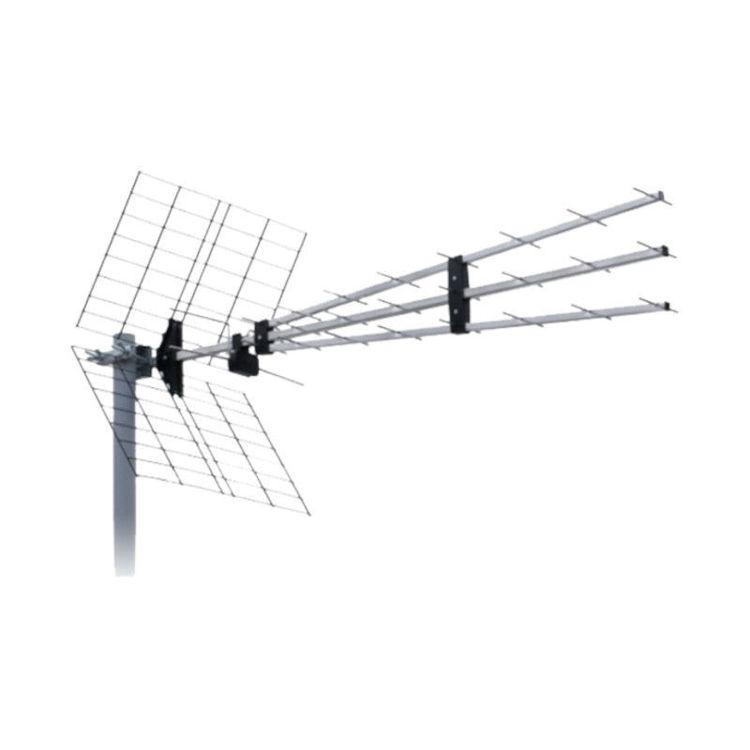 Alles ISKRA antena P-43N Triplex Loga