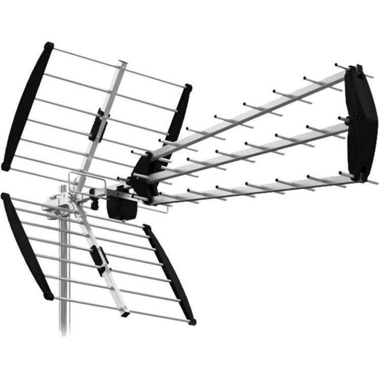 Alles Antena DVB-T2 GIP-62