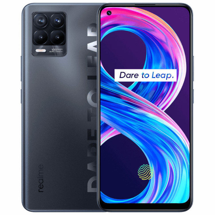 Alles REALME mobilni telefon 8 PRO 8/128GB INFINITE BLACK