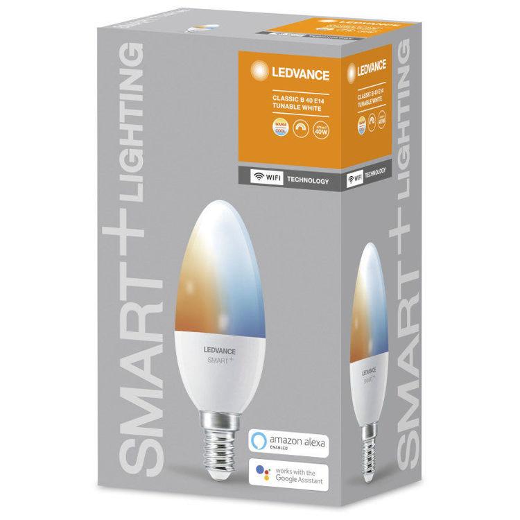 Alles LEDVANCE LED žarulja SMART+ WiFi Candle 40 5 W/2700…6500 K E14