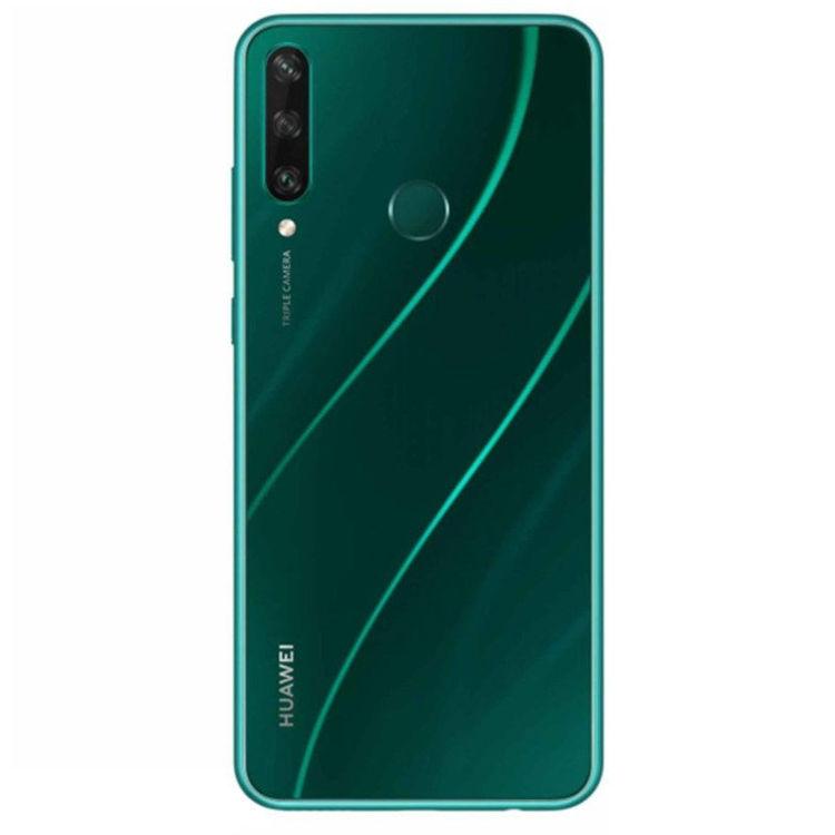 Alles HUAWEI mobilni telefon Y6P DS 3/64GB ZELENI