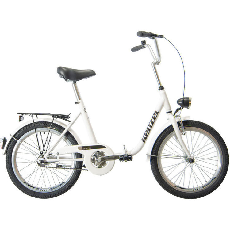 "Alles KENZEL bicikl CAMPING 20"" BIJELI"